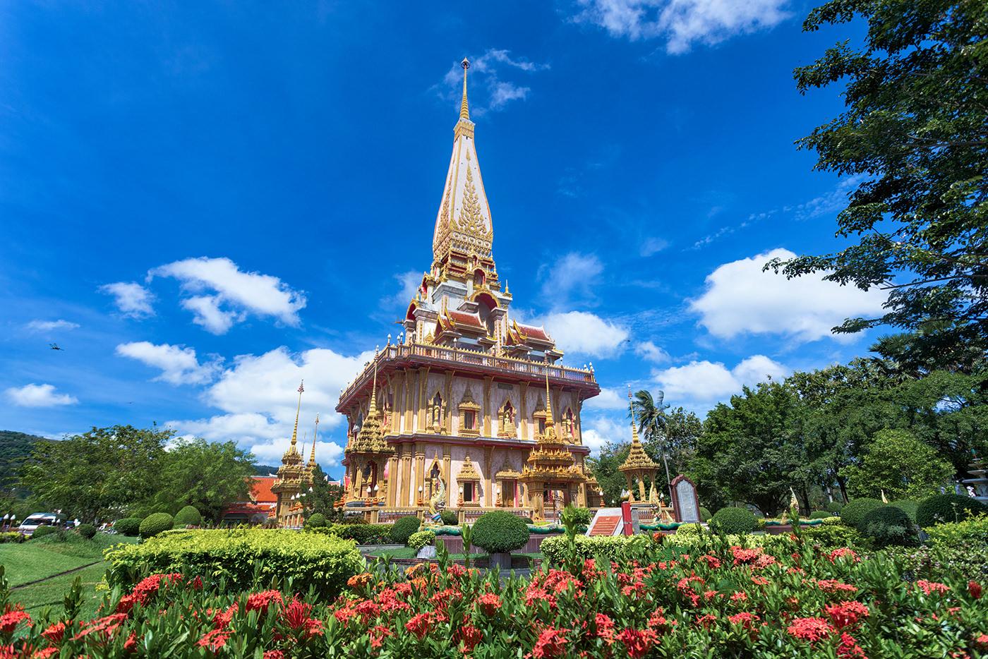 Thai Temples Photos