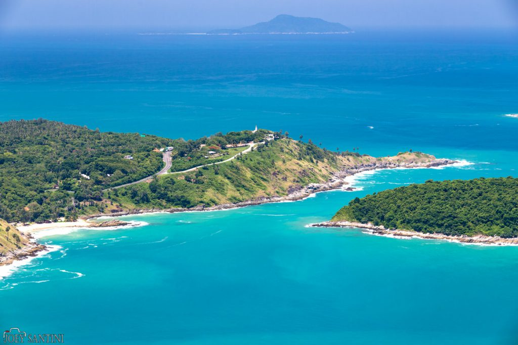 The extreme south point of Phuket.