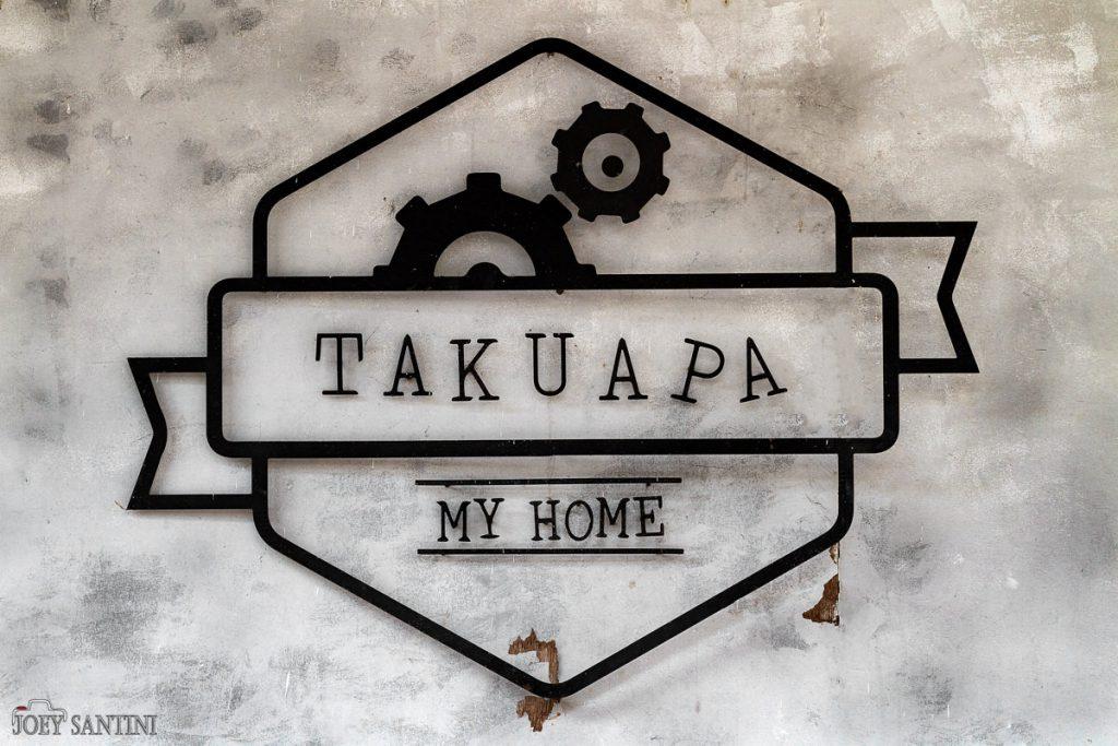 Takua Pa sign