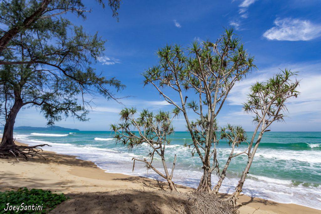 Quiet Phuket beach