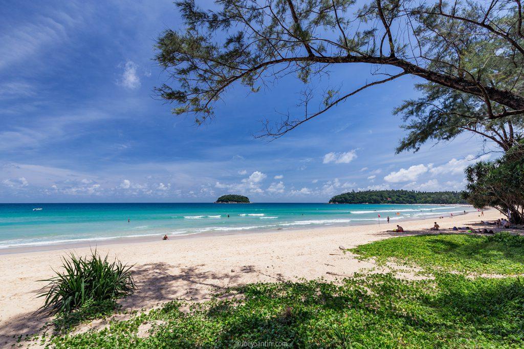 Kata beach.