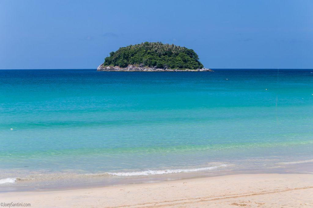Crab island or Ko Poo.