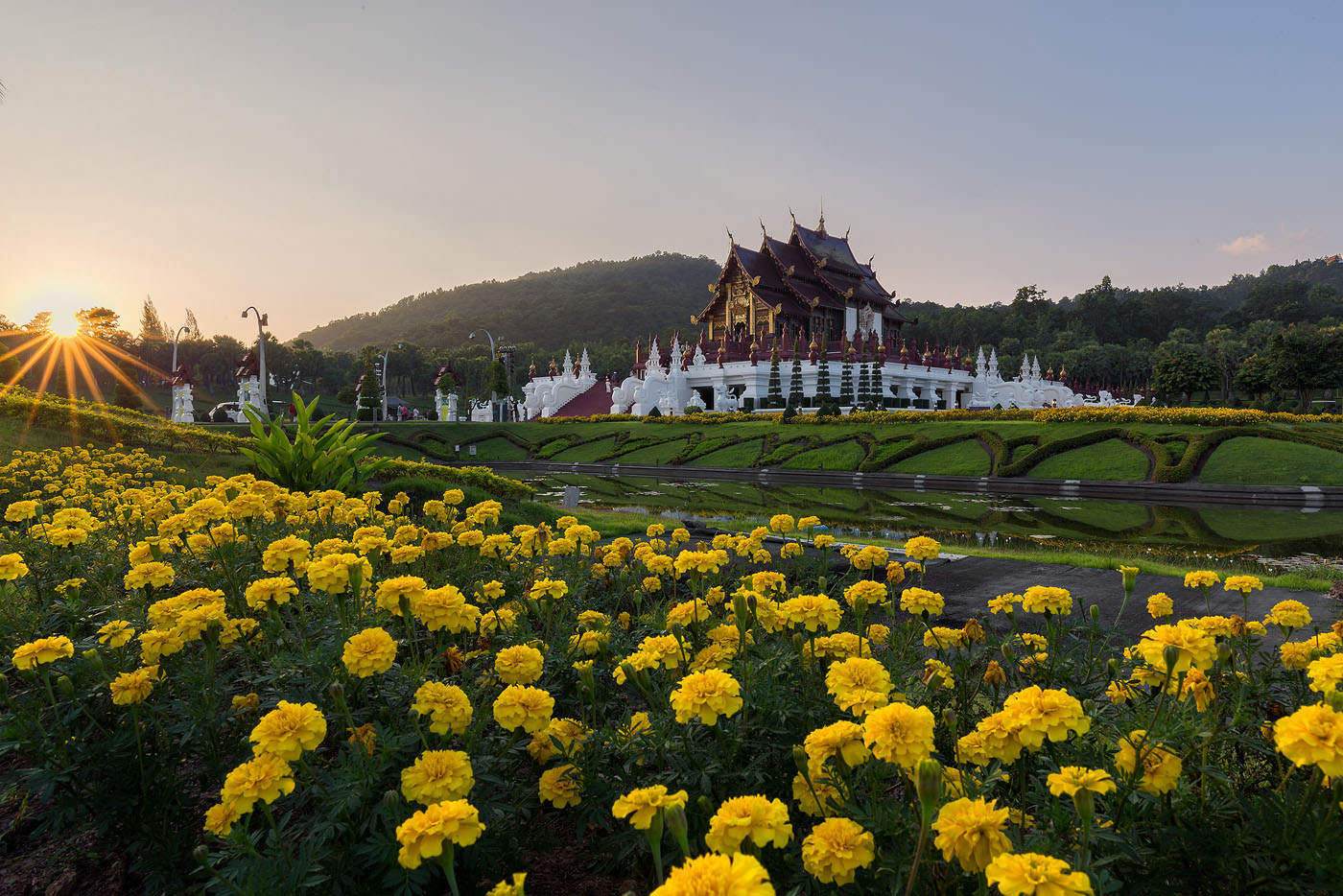 Chiang Mai in north of Thailand