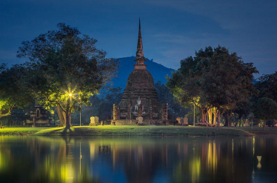 Photos of Shukhothai