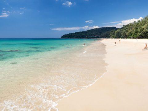 Naithon beach – a quiet Phuket beach