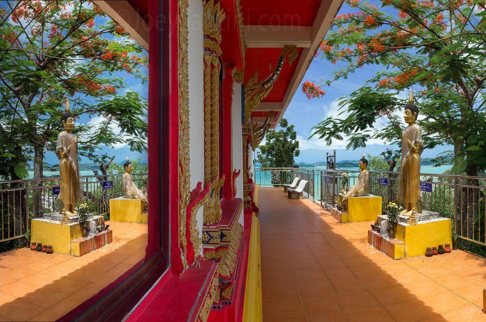Koh Sirey temple ( Wat Koh Siray )