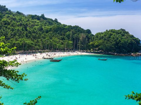 Freedom Beach – a hidden Phuket beach