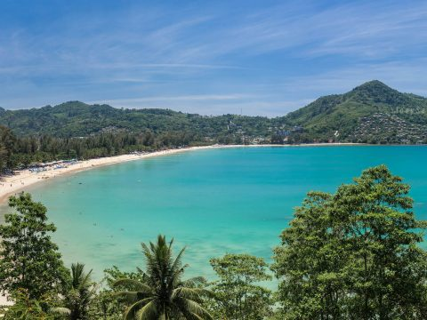 Kamala beach – a beautiful Phuket beach