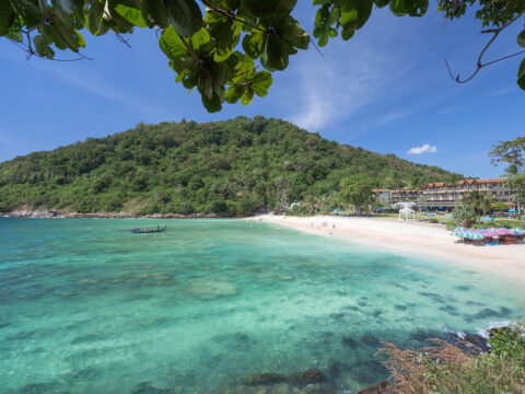 Merlin Beach in Phuket – one of the best snorkeling beach
